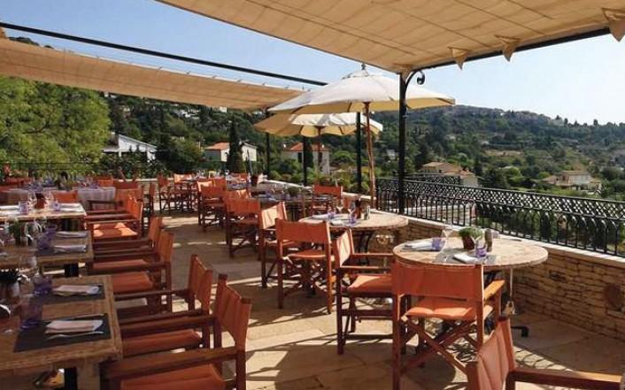 Restaurant La Villa Vieux Nice