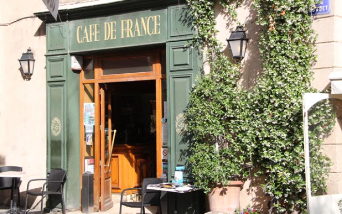 Caf de france sainte maxime sainte maxime zuid frankrijk villasud luxe vakantievilla 39 s - Cafe de france sainte maxime ...