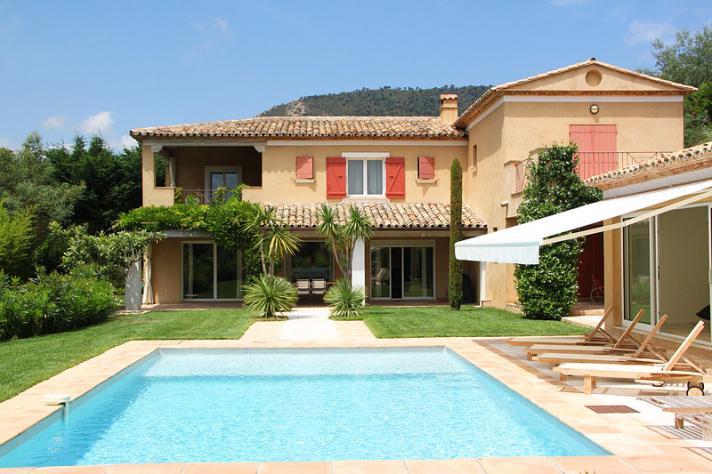 Villa 39 s en luxe vakantiehuizen in zuid frankrijk villasud luxe vakantievilla 39 s - Buiten villa outs ...